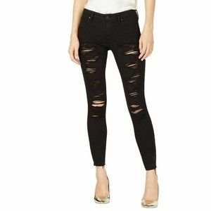 KENDALL + KYLIE The Ultra Babe Ripped Jeans